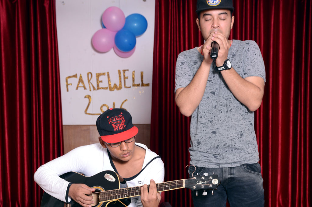 Farewell Party 2016